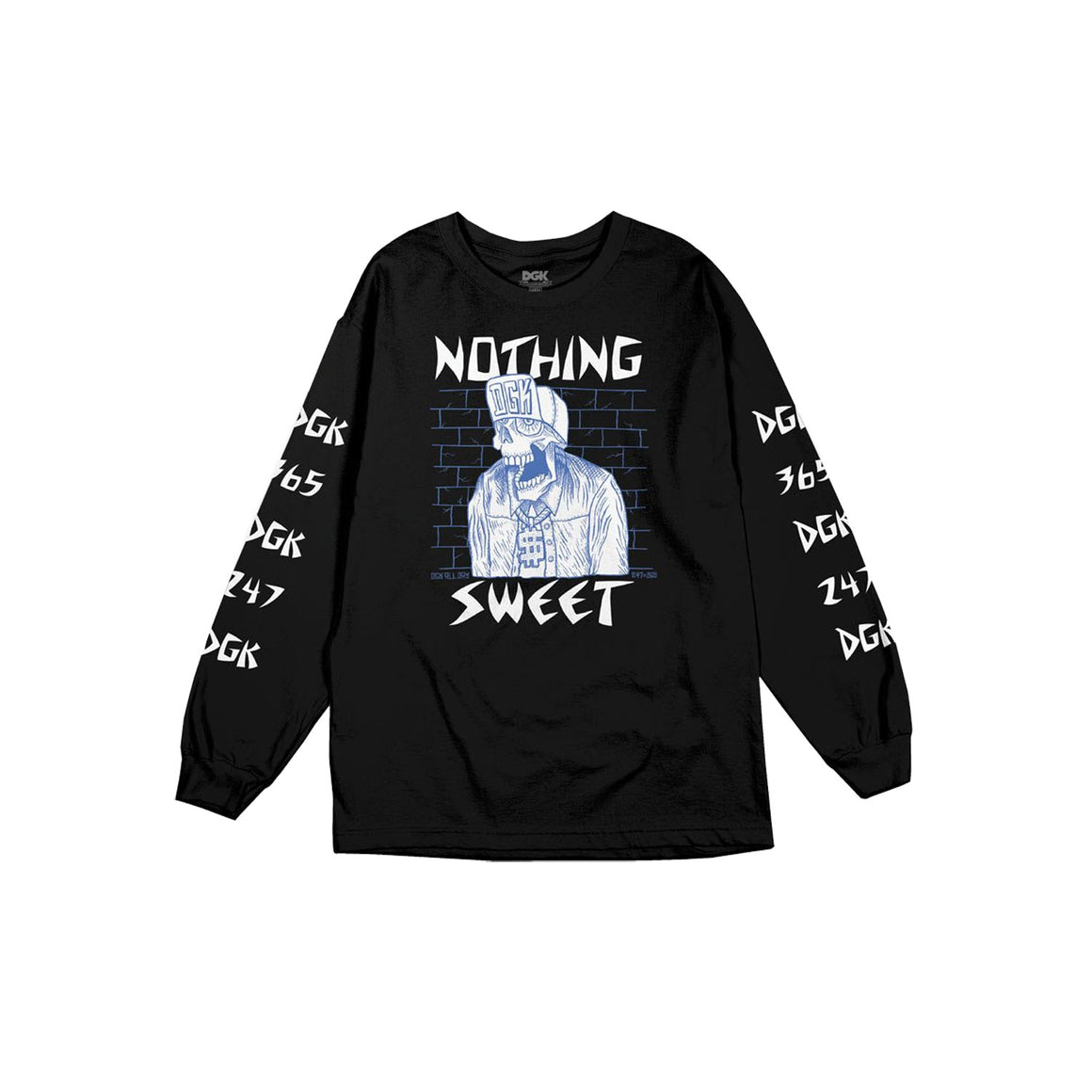 DGK Nothings Sweet L/S (Black)