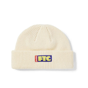 Butter Goods x FTC Wharfie Beanie (Cream)
