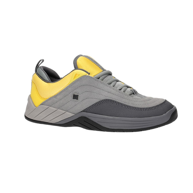 DC Williams Slim (Grey/Yellow)