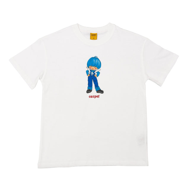 Carpet Baby Boy Tee (White)