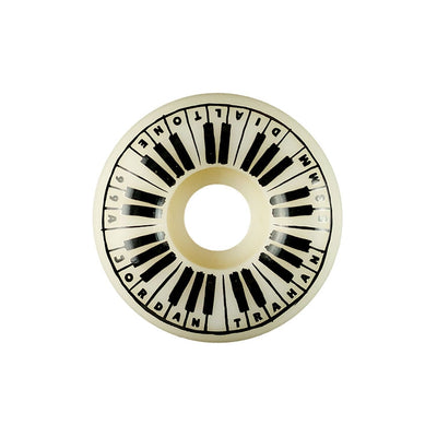 Dial Tone Trahan Piano Man Round Cut 99a (53mm)