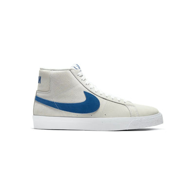 Nike SB Blazer Mid (White / Team Royal)