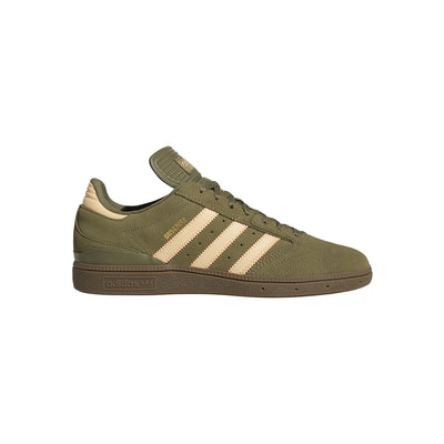 Adidas Busenitz (Raw Khaki/Glow Orange)
