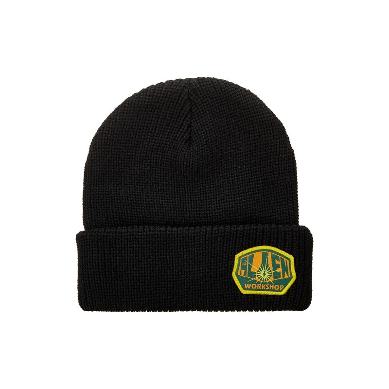 Alien Workshop OG Logo Beanie (Black)