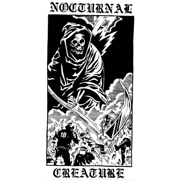 Nocturnal X Creature Deck