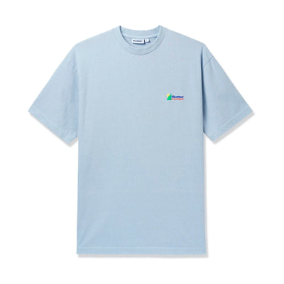 Butter Goods Equipment Pigment Tee (Lake)