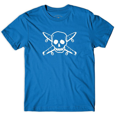 Fourstar Street Pirate T-Shirt (Royal Blue)