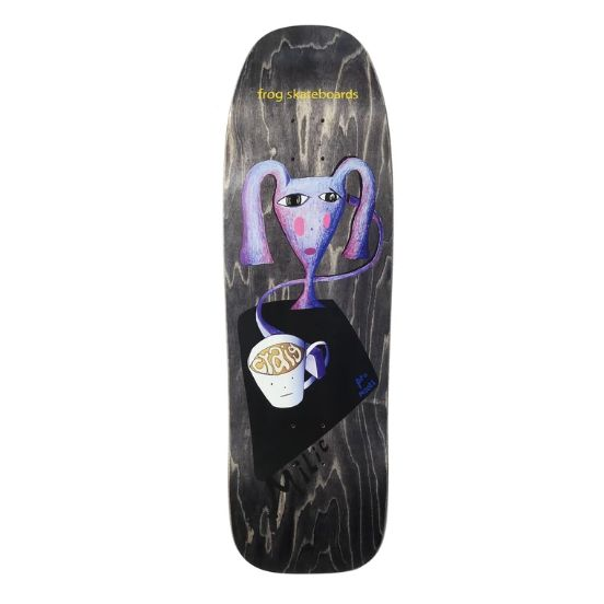 Frog Craig Milic Shaped Deck (9.0)