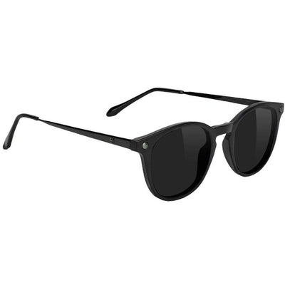 Glassy Aria Polarized Matte Black