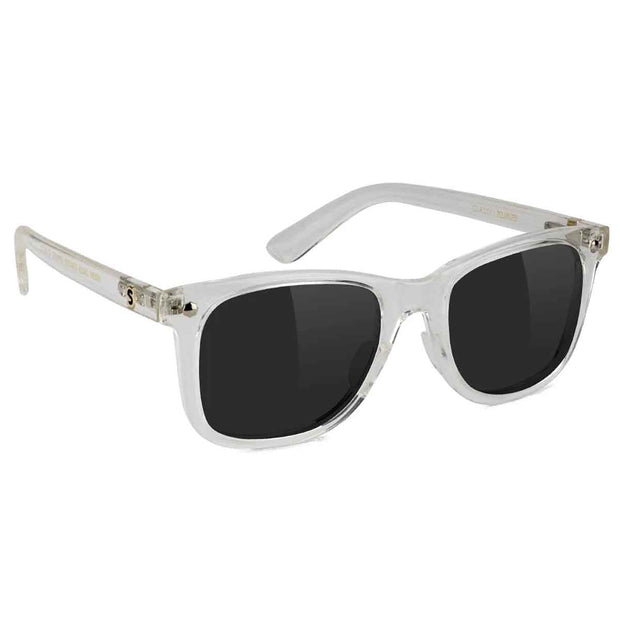 Glassy Mike Mo (Polarized Clear)