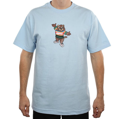 Hopps Chipper T-Shirt (Light Blue)