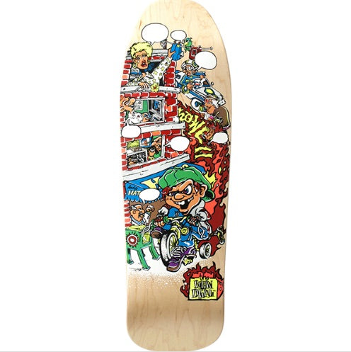 New Deal Howell Tricycle Kid (Natural) Deck