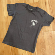 Kinetic Reaper Youth Tee (Grey)