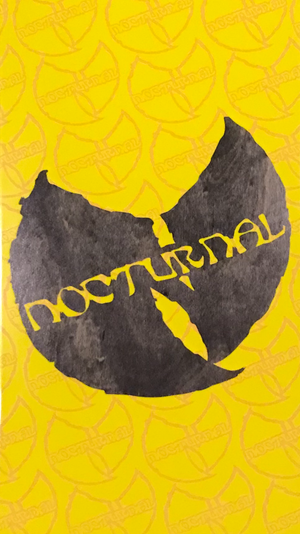 Nocturnal Wu Deck Yellow 8.5