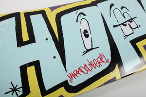 Hopps X Kinetic Del Negro Graffiti Deck (8.125)