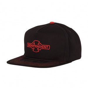 Independent OGBC Strapback Black