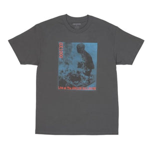 GX1000 Live At The Avalon Ballroom T Shirt (Charcoal)