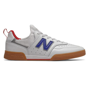New Balance Numeric 288 Sport (White/Royal Blue)