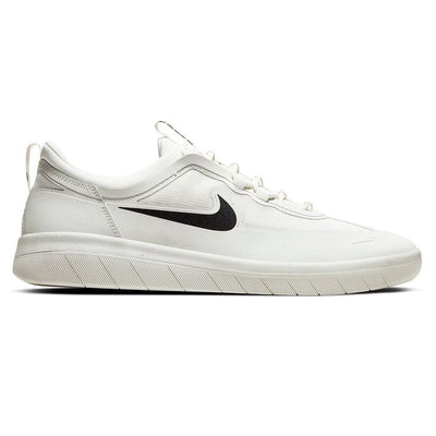 Nike SB Nyjah Free 2 (Summit White / Black)