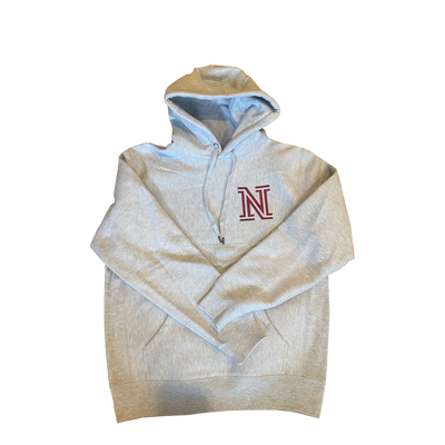 Nocturnal University Hoodie (Grey)