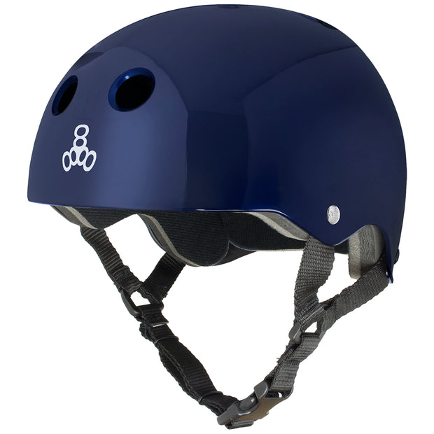 Triple 8 Brainsaver Helmet (Blue)
