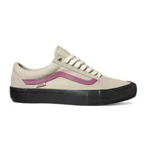 Vans Old Skool Pro (Rainy Day/Mellow Mauve)