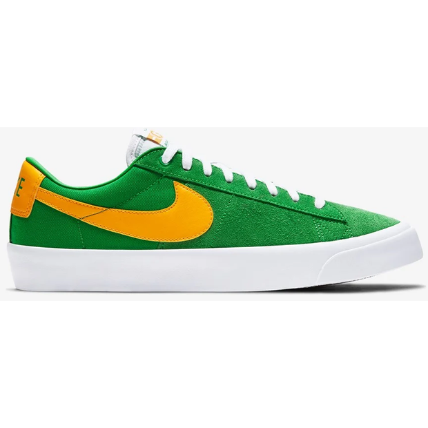 Nike SB Zoom Blazer Low Pro GT (Lucky Green/University Gold)