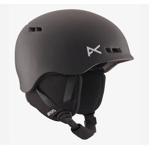 Anon Burner Kids Snowboard Helmet (Black)