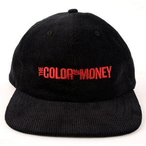 GX1000 Color Of Money 6P Hat (Black)