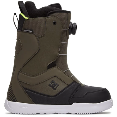 DC Scout Snowboard Boot 2021 (Green)