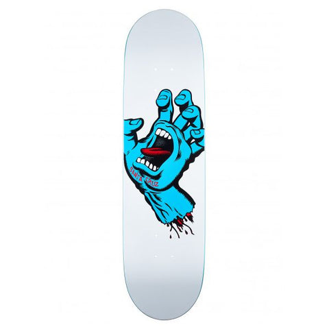 Santa Cruz Screaming Hand Taper Tip Deck (8.25)