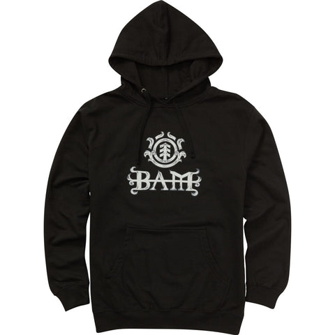 Element Bam LTD Fleece Pullover (Black)