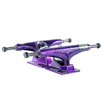 Thunder Lightstrike Metallic Purp Light Trucks (147Hi)