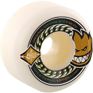 Spitfire Anderson SFW 2 Wheels (53MM)
