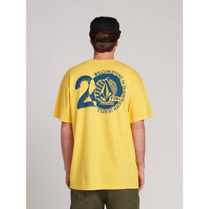 Volcom GTXX Down South FT Tee (Yellow)