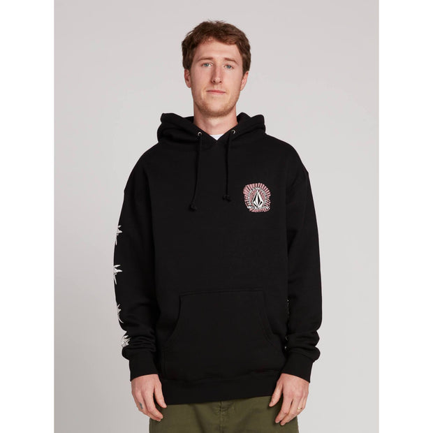 Volcom GTXX Down South Hoodie (Black)