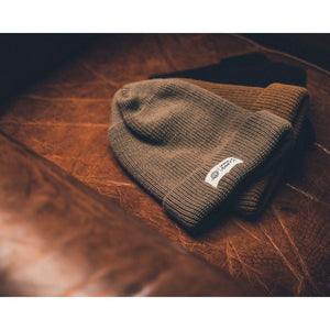 Terror of Planet X Patch Beanie (Olive)