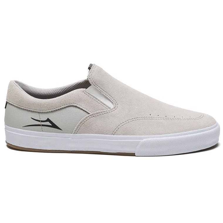 Lakai Owen Slip-On (Stone)