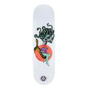 Welcome Gorgon On Enenra Deck White 8.5
