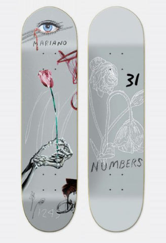 Numbers Mariano Edition 5 Deck (8.1)