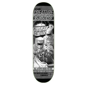 Creature Wilkins Tabloid Deck (8.8)