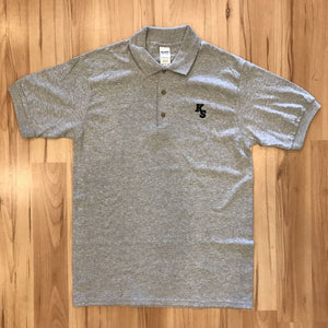 Kinetic KS Polo (Heather Grey)