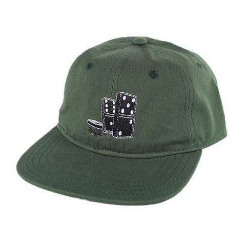 Traffic Muni Snapback Hat (Forest Green)