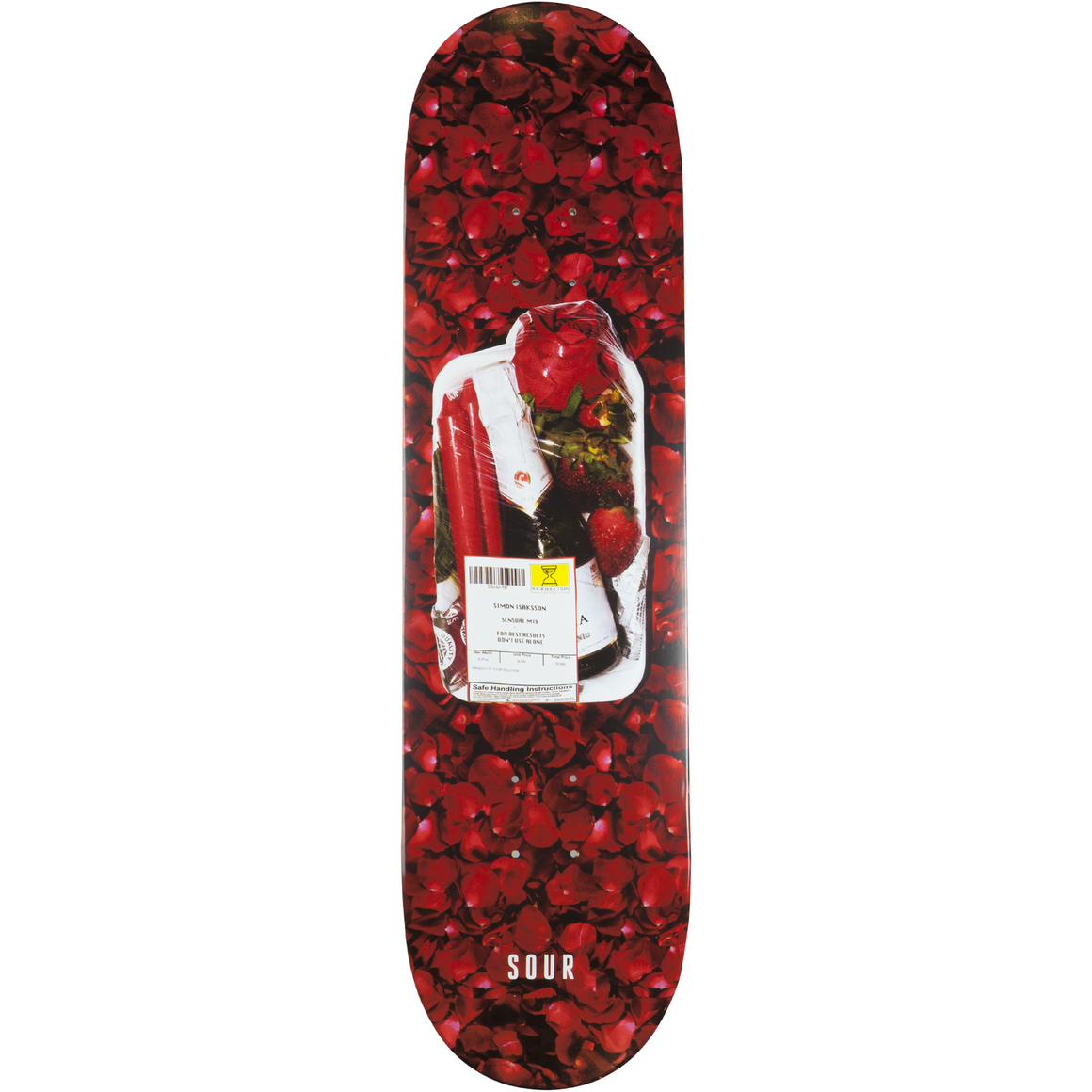 Sour Solution Simon Sensual Mix Deck 8.25