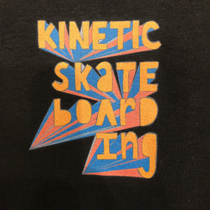 Kinetic Mel T-Shirt (Black)