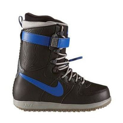 Nike Snowboard Boot Danny Kass Zoom Force 1 (BlkRoyal)