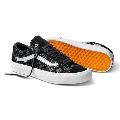 Vans X Independent Style 36 LTD (Black/Silver)