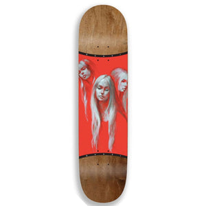 Quasi Claire Deck Brown (8.0)