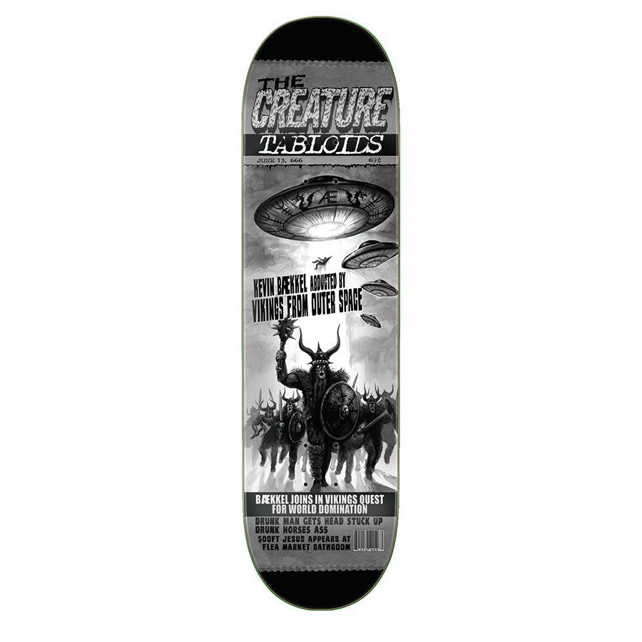 Creature Baekkel Tabloid Deck (8.25)
