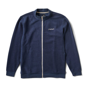 Vans x Yardsale Zip Up Sweater (Indigo)